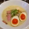 人生夢路 徳麺 - 料理写真:浅利の白湯醤油そば