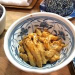初芳鮨 - 塩辛
