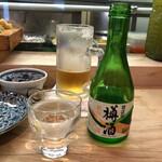 初芳鮨 - 樽酒