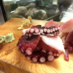 初芳鮨 - 茹で蛸