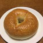 ヒポポタマス - 料理写真:六甲ベーグル(プレーン)