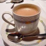 博多和田門 - コーヒー・・デミサイズですので、もう少し量が欲しいところ。