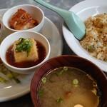 中華レストラン ふあんてん - 料理写真:日替わりランチ♪