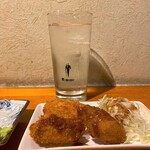 じぃえんとるまん - じぃえんとるまん@二俣川駅前店 元祖酎ハイとカキフライ