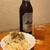 じぃえんとるまん - じぃえんとるまん@二俣川駅前店 瓶ビールとポテトサラダ