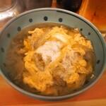 いづみや - 料理写真:かつ煮