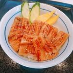 ウル松島 - 穴子丼