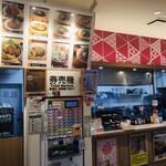 津軽サービスエリア(下り線)スナックコーナー - 店内