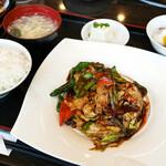 和唐 - 回鍋肉定食 ¥780