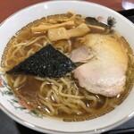 ブルースカイ - 料理写真:中華そば 866円(税込)