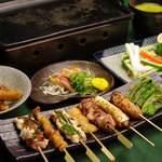 大和料理 物集女 - 料理写真:物集女の女子会セット2000円です