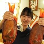 海鮮丼専門店 伊助 - 2020年4月2日、こんにちは!伊助です。 伊助には深海魚の入荷もあります。 今回は『ゴソ』! ゴツイ顔してますが…、旨味がたっぷり。 しっかりした歯ごたえでクセになります。 ぜひぜひ、ご賞味くださいませ~ ぜひ、お試しください!