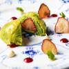 アルゴ - 料理写真:シュークリーム本物のキャベツと菜花クリーム