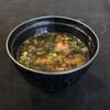 Mow&Buu - 料理写真:【単品】みそ汁