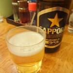 128745202 - 中瓶ビール