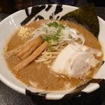 麺屋とがし 龍冴 - 濃厚ら~麺