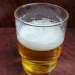 やしろ食堂 - ビール