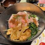 珠玉の蔵 - 常陸牛ローストビーフ丼