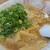 めんきや - 豚骨醤油ラーメン
