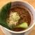 担担麺の掟を破る者 - 料理写真:黄金のたんたん麺 1000円(税抜)