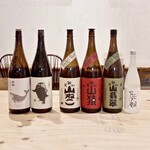 四歩 - 日本酒、焼酎