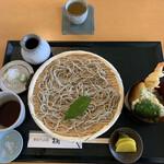 そば処 橘 - 料理写真:
