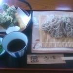 よの木そば - 料理写真: