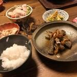 魚料理 一丁目 - 日替わり定食