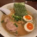 麺僧 - 味玉ラーメン醤油770円