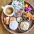 タイガーカフェ - 料理写真:気まぐれ やさいデリごはんプレート
