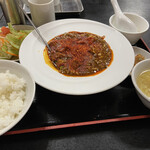 中国家庭料理 神洲之華 - 麻婆豆腐