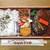 つばめグリル DELI - 料理写真:大きなハンブルグステーキと青森県陸奥湾産帆立貝のクリームコロッケ弁当