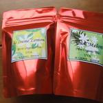 岩村紅茶 - 春・夏の新作 ラ・クリームレモン と クラウンメロン