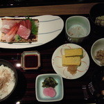 12877293 - お造り膳(1,800円)
