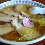 さゆり食堂 - チャーシュー麺