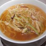 一品菜酒家 侠竹林 - セロリー麺