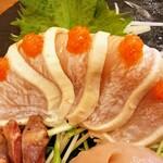 すゞき - 地鶏タタキ