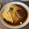 カフェレストラン 瑠奈 - 料理写真:オムハンバーグ  950円