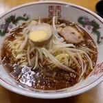 中華料理 喜楽 - ラーメン(650円)