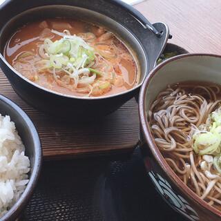 甘楽パーキングエリア(下り線)フードコート - 料理写真: