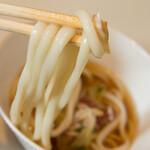 馥香 - スープ麺の麺