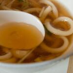 馥香 - スープ麺のスープ