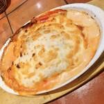 ボンジョルノ - 料理写真:カチャトラのラザニア