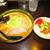 めんこい屋 - 料理写真:日替わりランチ魚介味噌セット 720円(税込)【2020年4月】