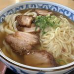 やなぎ屋 - 料理写真:中華そばうどんミックス