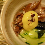 魚菜 うお江 - 料理写真:ホタルイカ酢