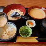 雅紀屋 - 埼玉県特産品とろろ麦めし定食