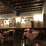 リストランテ・サバティーニ - 店内。