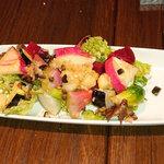 Osuteriayururi - 野菜ゴロゴロのサラダ