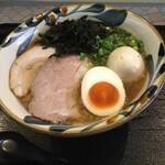 menyasama-taiyou - 醤油ラーメン